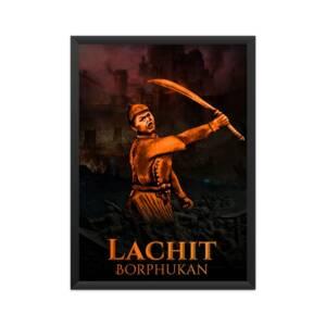 Lachit borphukan photo poster