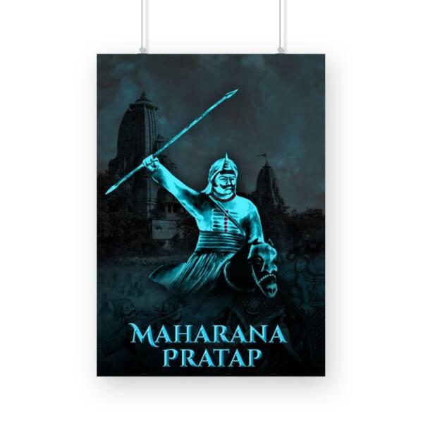 Maharana Pratap Poster