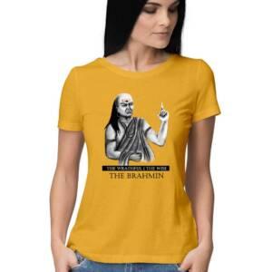 Acharya Chankaya- hd photo t shirt