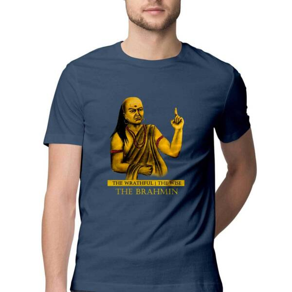 Chanakya printed Indian t-shirts