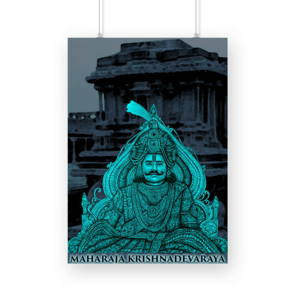 Sri Krishnadevaraya Wallpapers poster